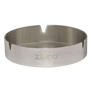 ZIPPO 卓上灰皿 121512 ステンレス Ashtray ジッポー オイルライター