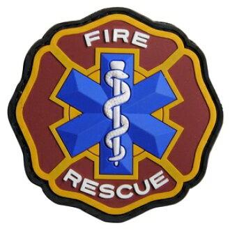 밀 스펙 멍키 Fire Rescue 패치 EMT 로고 PVC 베르크로 MIL-SPEC MONKEY MSM 소방 대원 구명 구급사 밀리터리 헝겊 밀리터리 패치 아플리케 기장 휘장 금장 견장 흉장 계급장 폴리염화비닐