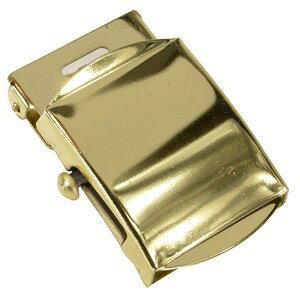 Rothco ベルトバックル 布ベルト用 [ ライトゴールド ] 交換用 ベルト用バックルのみ アメリカンバックル USAバックル BUCKLE メンズ 取替え用バックル 交換用バックル 交換用ベルトバックル