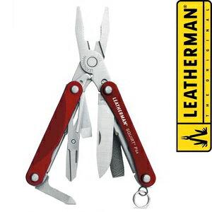 レザーマン スクォートPS4 マルチプライヤー [ レッド ] ミニプライヤー SquirtPS4|Leatherman ペンチ 携帯工具 マルチツールナイフ 十徳ナイフ 十得ナイフ 万能ナイフ サバイバルツール 万能プライ