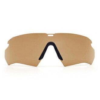 ESS 弩更换镜片为 740-0509 [青铜] 传递弩弩男子体育切 UV 紫外线太阳镜切频频驾驶驱动自行车环防雾灯袋小军事户外爱好