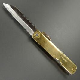肥後守定和式ナイフ特別手造り青紙割込大