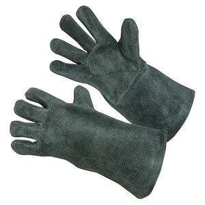 Barebones 耐熱手袋 オープンファイヤーグローブ 牛革製 [ S/Mサイズ ] ベアボーンズ 皮手袋 ミトン フルグレインレザー アウトドア キャンプ BBQ 料理 調理 レザーグローブ 革手袋 ミリタリーグ