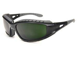 BOLLE セーフティーサングラス トラッカーウェルディング 遮光度5 40089 ボレー メンズ アイウェア 紫外線カット UVカット 保護眼鏡 保護メガネ 曇り止め IRサングラス 溶接メガネ 溶接めがね 遮