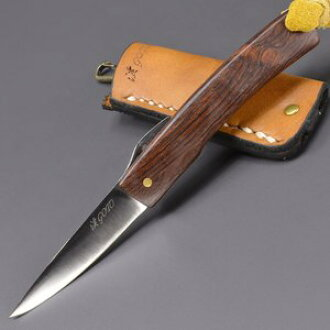 Folding knife higo-goto-Kingwood VG10 Yu-hsi-an homemade knife handmade