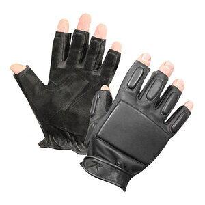 ロスコ ラペリンググローブ 牛革 フィンガーレス [ Mサイズ ] 革手袋 レザーグローブ 皮製 皮手袋 ハンティンググローブ タクティカルグローブ ミリタリーグローブ ラぺリンググローブ 軍用