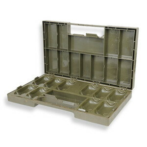 軍放出品 手榴弾ケース ドイツ軍 手榴弾箱 グレネードケース 軍払下げ品 軍払い下げ品 グレネードボックス 小物入れ