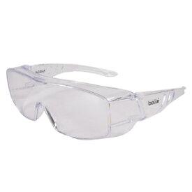 BOLLLE セーフティーグラス オーバーライト2 透明 メンズ アイウェア 紫外線カット UVカット サングラス 保護眼鏡 保護メガネ 曇り止め セーフティグラス 保護めがね 安全メガネ 作業用メガネ