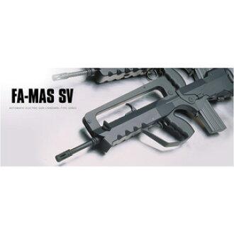 东京丸枪 FAMAS SV 556 毫米 FAMAS 超级版 18 岁或以上 | 东京丸井 sabage 装备军事收藏品生存游戏