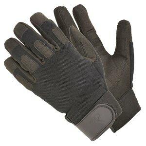 ロスコ 軽量デューティーグローブ 3469 汎用 [ Mサイズ ] Rothco 革手袋 レザーグローブ 皮製 皮手袋 ハンティンググローブ タクティカルグローブ ミリタリーグローブ ワークグローブ 軍用手袋