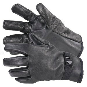 ロスコ 米軍D-3Aタイプ レザーグローブ 3383 [ ブラック / Sサイズ ] Rothco 革手袋 皮製 皮手袋 ハンティンググローブ タクティカルグローブ ミリタリーグローブ