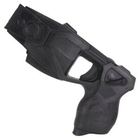BLUEGUNS トレーニングガン Firearm Taser X26P ファイアアーム テーザー SIMULATOR 黒色 ブラック ポリウレタン ブルーガン 模造銃 訓練用拳銃