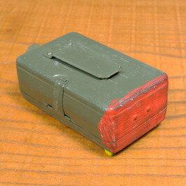 ドイツ軍放出品シグナルライト懐中電灯カラーフィルター付き[レンズカバーなし]ドイツ連邦軍西ドイツ軍実物フラッシュライトマーカーライト装備品ミリタリー軍物軍払い下げ品