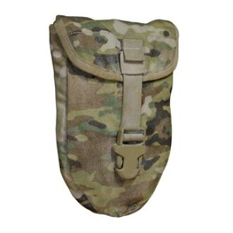 Multi-cam U.S. forces real thing シャベルカバーポーチエンピ small shovel military accessories forces thing for the U.S. forces-releasing article scoop cover folding scoop