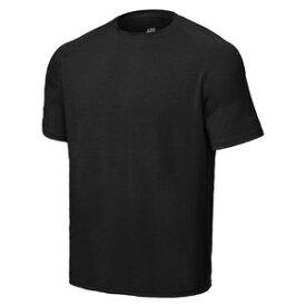 アンダーアーマー 半袖Tシャツ 1005684 ルーズテック ヒートギア [ ブラック / Lサイズ ] UnderAmour LOOSE ミリタリーシャツ 半袖シャツ アーミーシャツ アサルトシャツ TDUシャツ