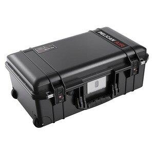 PELICAN トラベルバッグ Air Travel Case 1535TRVL 機内持ち込みサイズ [ ブラック ] ペリカン エアートラベルケース キャリーバッグ キャリーケース スーツケース トロリーバッグ 旅行鞄 旅行カバン