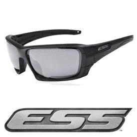 ESS 偏光サングラス ロールバー EE9018-04 シルバーロゴ メンズ スポーツ 紫外線カット UVカット グラサン 運転 ドライブ バイク ツーリング フィッシング 釣り