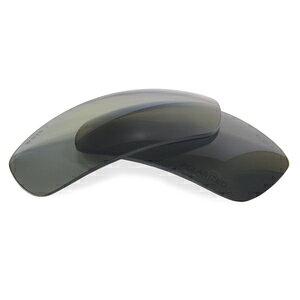 WileyX スレイ SLAY用交換レンズ 偏光スモーク ワイリー サングラス メンズ 紫外線カット UVカット グラサン クレー射撃 保護眼鏡 保護メガネ 曇り止め フィッシング 釣り