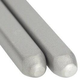 角箸チタン製超軽量[22.8cm/7mm]チタン箸角型四角はしチョップステックスカトラリー食器