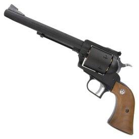 マルシン ガスガン Super Blackhawk 7.5インチ ブラック HW 木製グリップ ガスリボルバー マグナム ライブカート サバゲー トイガン エアガン Xカートリッジ 回転式けん銃 回転式拳銃 遊戯銃