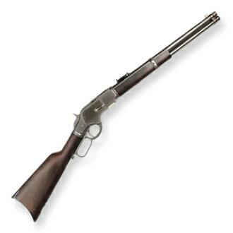 "KTW""温彻斯特 M1873 卡宾枪步枪结束了超过 18 年的软气枪年龄 18 岁跳"