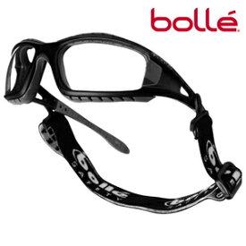 Bolle サングラス トラッカー クリア ボレー | メンズ スポーツ 紫外線カット UVカット グラサン 運転 ドライブ バイク ツーリング 曇り止め 透明