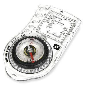 ブルントン コンパス TruArc10 | BRUNTON 方位磁針 方位磁石 磁気コンパス 登山 トレッキング 羅針盤