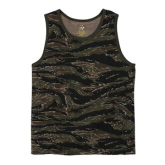 b27509b9b6872 Reptile  Rothko tank top  M size and tiger stripes