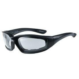 BOBSTER サングラス ES214C フォーマーズ2 クリアー ボブスター メンズ アイウェア 紫外線カット UVカット 保護眼鏡 保護メガネ 曇り止め バイカーサングラス バイカーグラス バイク乗り バイクサングラス