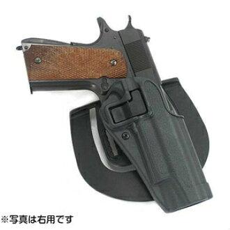 Blackhawk Holster SERPA Sportster Colt1911 equipment [lefty] (wear footwear  goggles accessories) Blackhawk Colt 1911 Govt left handed black COLT1911