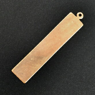 Brass charm plate necklace pendant material brass accessaliebra ski holder  mens Choker pendant casting casting Jewelry Accessories military outdoor