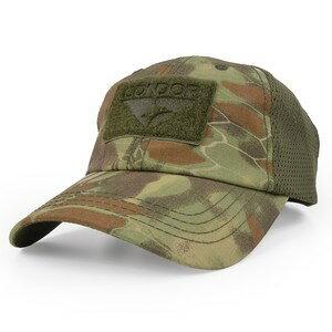 CONDOR 野球帽 タクティカルキャップ メッシュ [ マンドレイク ] TCM-008 ベースボールキャップ メンズ ワークキャップ ハット ミリタリーキャップ