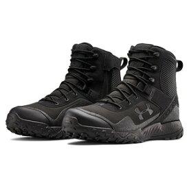 アンダーアーマー Valsetz RTS 1.5 タクティカルブーツ サイドジップ仕様 [ 26.5cm ] UA UnderArmour ジップアップ仕様 BOOTS フットウェア 軽量 サバイバルゲーム サバゲー サバゲーウェア 靴