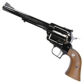 マルシン ガスガン Super Blackhawk 7.5インチ Wディープブラック ABS ガスリボルバー マグナム ライブカート サバゲ— トイガン エアガン 木製グリップ 回転式けん銃 回転式拳銃 遊戯銃