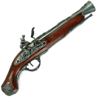 Denics Thai gun blunderbuss military Tegan DX1219 DENIX Thai revolver replica model gun antique gun Western gun toys hobby outdoor gadgets sale
