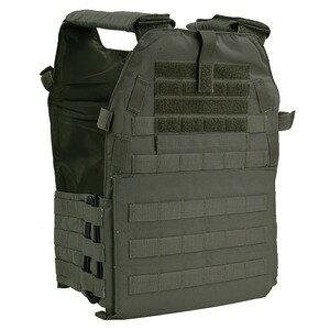 LBX Tactical モジュラー プレートキャリア LBX-0300 [ レンジャーグリーン / Mサイズ ] LBXタクティカル アーマー サバゲ?ウェア サバゲ?装備 MOLLE対応 プレキャリ プレートキャリアー 防弾プレー