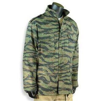 1051677910a65 Rothco military jackets M-65 the tiger striped / XL size jumper blouson  Rothco field