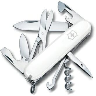 瑞士军刀瑞士军队刀旅行者 [白色] 瑞士军刀旅行工具刀多功能工具 juttoku 刀瑞士军队刀实用刀