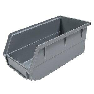 パーツボックス 収納ケース パーツトレー 小型コンテナ [ B5 ] ストッカー プラスチック製 小物入れ 収納箱 かご 籠 カゴ 収納ボックス 壁掛け