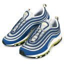 c0502a4823 NIKE Nike men Air Max 97 sneakers blue NIKE AIR MAX 97