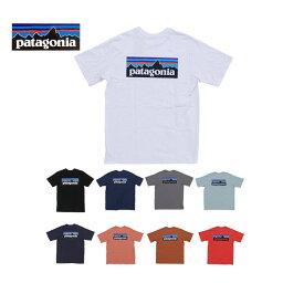 【メール便】Patagonia パタゴニア M's P-6 Logo Responsibili-Tee 38504 レスポンシビリティー メンズ Tシャツ 半袖 バックプリント 売れ筋 (pat0098)