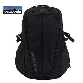 【レビュープレゼントキャンペーン中】Patagonia パタゴニア Refugio Pack 28L 47912 レフュジオパック バックパック リュック カバン 鞄 メンズ レディース ブラック 黒 ロゴ プリント 刺繍(pat0114)