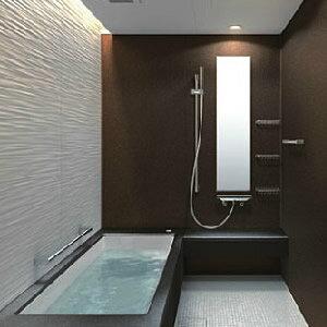 TOTOバスルーム シンラ(戸建用)Eタイプ 1620(1.25坪)サイズ HXQ1620UEXリリパのリフォームパック