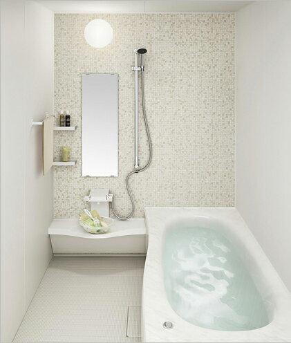 パナソニック バスルーム 戸建住宅向け オフローラ ベースプラン 1216 0.75坪サイズ 標準仕様 【配送先関東のみです】