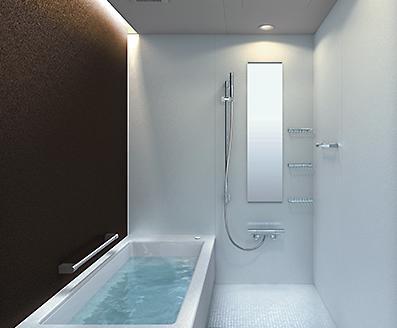 TOTO システムバスルーム シンラ Sタイプ マンション住宅向け 1620サイズ 基本仕様 WXQ1620USX1 【商品のみ】