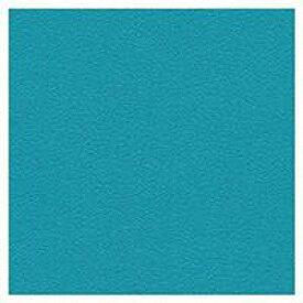 壁紙 のり付き クロス ターコイズブルー 青 壁紙 のりつき BA3216 壁紙の上から貼れる壁紙 下敷きテープ付き 1m 単位切売り