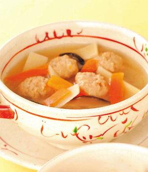 レスキューフーズつくねと野菜のスープ【保存食】【個人・法人様対応】【ホリカフーズ】