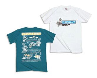 LD HIKESHI SPIRIT T恤(62-045):RESCUE SQUAD[resukyusukuwaddo]