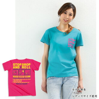 The character who loves SDR T-shirt [Lady's] (70-039) all!