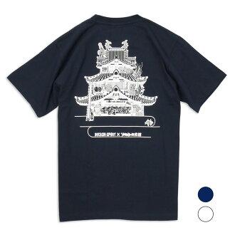 NAGA fire fighter spirit castle T-shirt